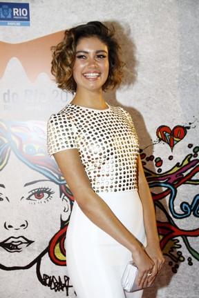 Sophie Charlotte em pré-estreia de filme no Rio (Foto: Graça Paes/ Foto Rio News)