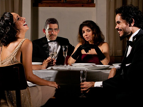 Vencedor do Premio Myriam Muniz, espetáculo estreou em julho de 2012 no Rio (Foto: Paula Kossatz)