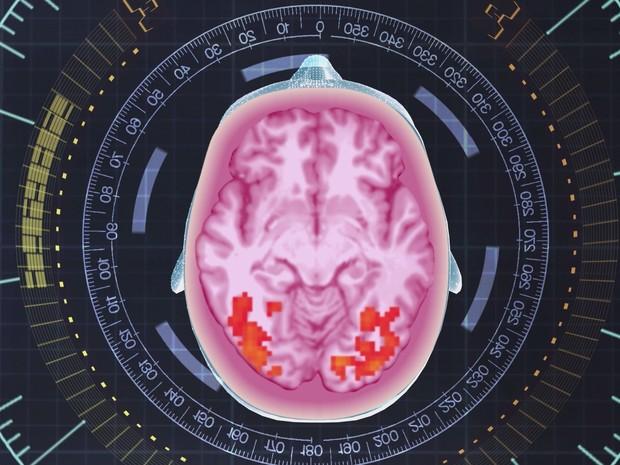 Técnica de respiração ajuda a controlar o corpo e a mente (Grep) (Foto: Globo Repórter)