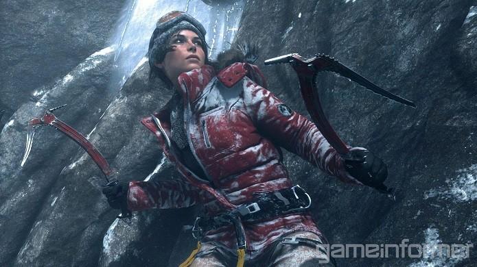 Rise of the Tomb Raider se passará na gélida e quase inóspita Sibéria (Foto: Reprodução/GameInformer)
