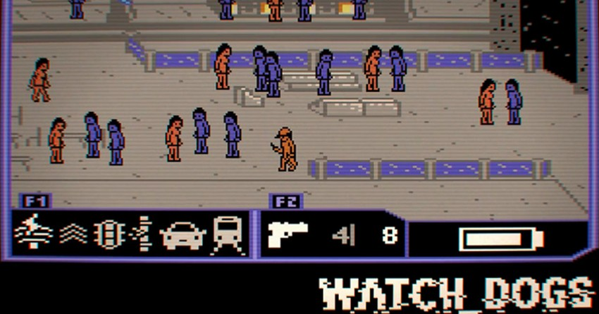 Watch Dogs Commodore