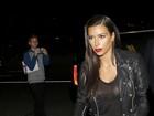 Flashes revelam intimidade de Kim Kardashian