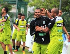 Treino Figueirense CFT (Foto: Luiz Henrique/Figueirense FC)