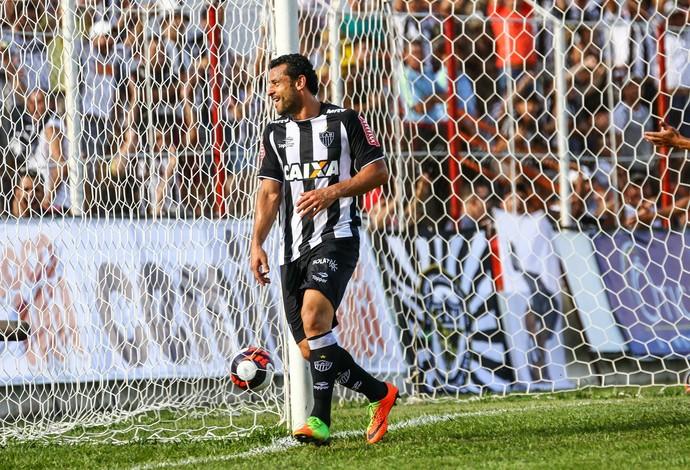 Artilheiro do Mineiro. com 8 gols, Fred já marcou 11 na atual temporada (Foto: Bruno Cantini)