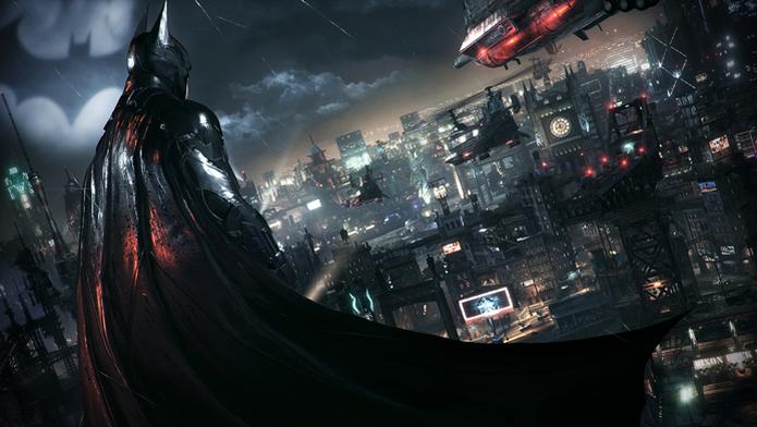 Versão de PC do game do homem morcego tinha sérios problemas durante o lançamento  (Foto: Divulgação/Rocksteady Studios)