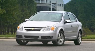 Chevrolet Cobalt 2005 (Foto: Divulgação)