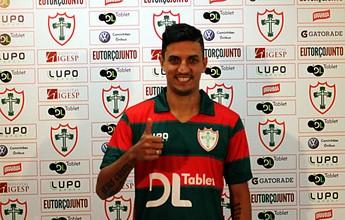 Atacante recebe R$ 400 mil em ação contra Portuguesa; Lusa não recorre