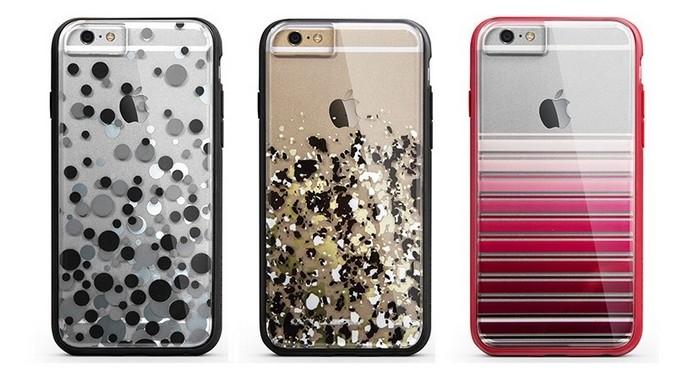 Cases protetoras com estampa de efeito 3D para iPhone 6 (Foto: Divulgação/X-Doria)