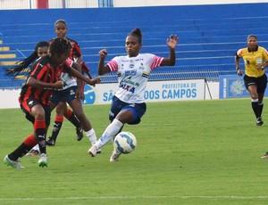 São José futebol feminino x Vitória futebol feminino