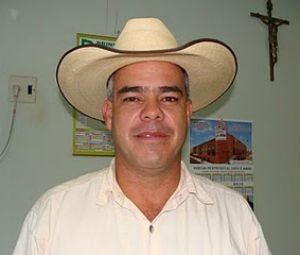 Ex-prefeito de Ribeirão Cascalheira Adario Carneiro foi morto a tiros nesta sexta-feira. (Foto: Prefeitura de Ribeirão Cascalheira/Divulgação)