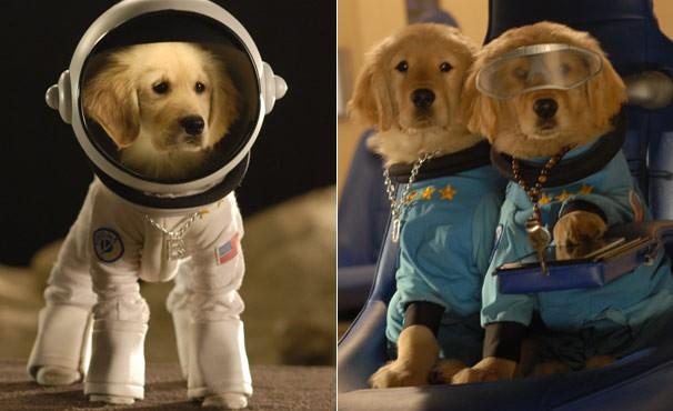 Uma vez no espaço, o difícil vai ser voltar pra casa (Foto: Divulgação / Reprodução)