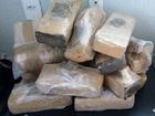 Polícia apreende 18 kg de maconha na capital (Reprodução/SSPDS)