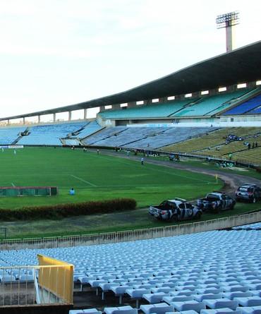 Estádio Albertão (Foto: Dfran Veras )