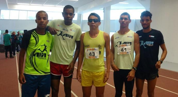 Delegação de Petrolina garante conquistas importantes no Open Internacional de Atletismo (Foto: Divulgação/APA)