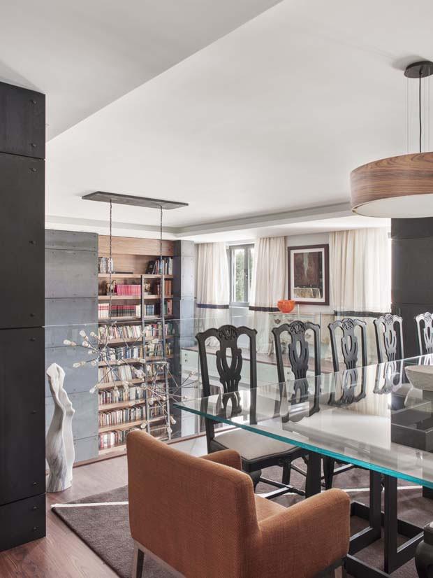 Um apartamento de 800 m² com jeito de casa em Lisboa (Foto: Montse Garriga/ Photoforpress.com)
