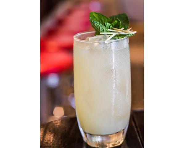 Gin Gin Mule (Astor)  (Foto:  Leo Feltran)