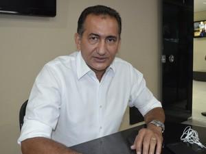Preso pela PF, em 2010, ex-governador do Amapá diz que perdeu vaga garantida para o Senado Federal (Foto: Abinoan Santiago/G1)