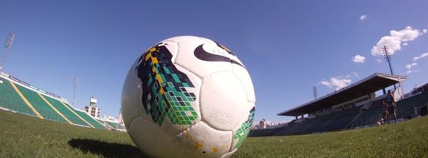 Estádio Orlando Scarpelli, do Figueirense (Foto: Luiz Henrique, Divulgação / Figueirense FC)