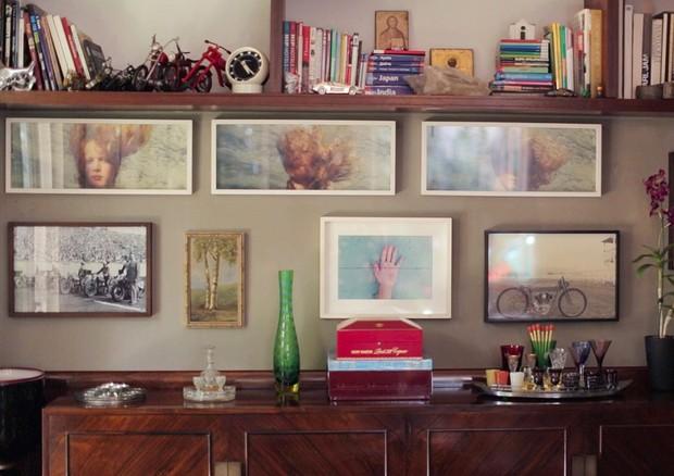 Para expor e degustar: monte o seu próprio bar em casa! (Foto: Arquivo Vogue)