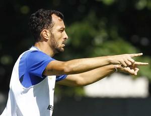 Edu Dracena - Santos (Foto: Ricardo Saibun/Divulgação Santos FC)