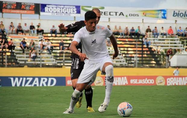 Lincom Bragantino 2 x 0 Ceará (Foto: Fábio Moraes/ C.A.Bragantino)