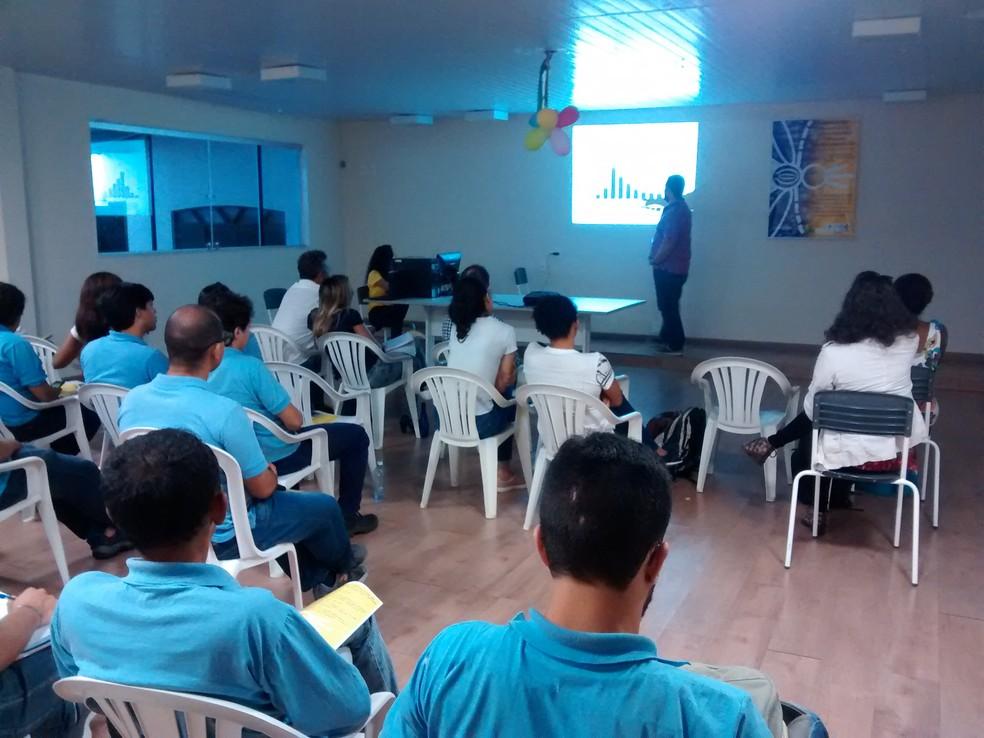 Natal sedia o I Encontro do Projeto Arbo-Alvo (Foto: Divulgação)