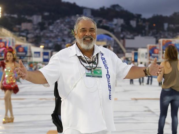 Roberto Bonfim (Antoninho) (Foto: Artur Meninea/Gshow)