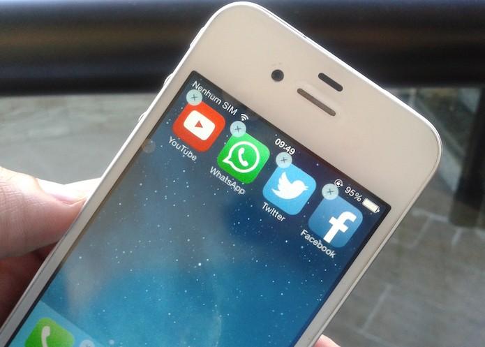 Como evitar que aplicativos sejam desinstalados no iOS (Foto: Marvin Costa/TechTudo) (Foto: Como evitar que aplicativos sejam desinstalados no iOS (Foto: Marvin Costa/TechTudo))