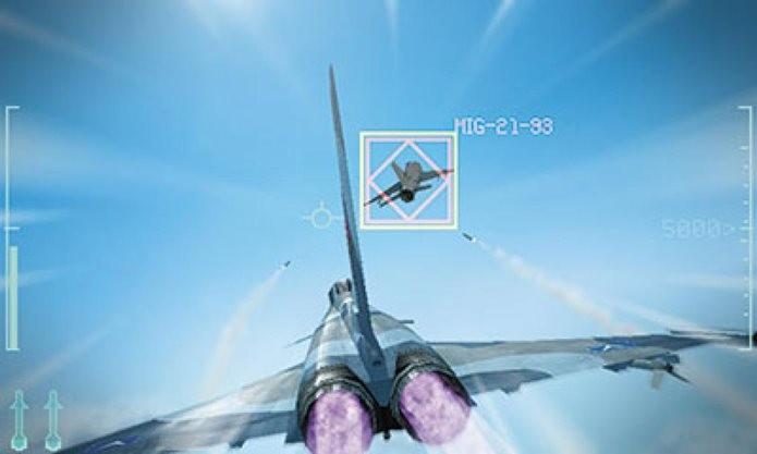 Nada de combates pelos radares, neste game as batalhas acontecem a poucos metros (Foto: Divulgação / Bandai Namco)