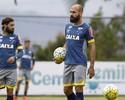 Tendinite no joelho direito tira Bruno Rodrigo da viagem para Pernambuco
