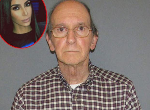 Carl Puia odeia Kim Kardashian (Foto: Reprodução)