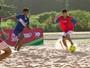 Esportes coletivos abrem disputas da etapa infanto dos JEM's 2016