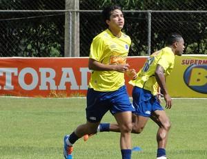 FUTEBOL - Cruzeiro - Marcelo Moreno No Treino Do Cruzeiro (Foto: Léo Simonini)