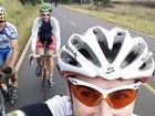 'Passou paixão aos filhos', diz amiga de ciclista morto por porta de veículo