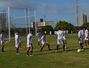 CSP, sub-16, Copa Carpina (Foto: Pedro Alves / GloboEsporte.com/pb)