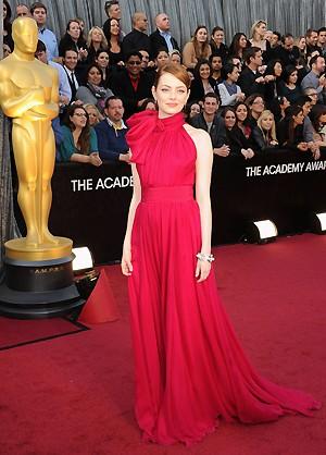 Emma Stone concorre na categoria Melhor Atriz Coadjuvante por
