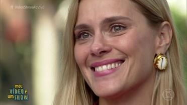 Carolina Dieckmann relembra personagem em 'Laços de Família'