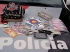 Jovem de 20 anos é preso por tráfico após denúncia em Bauru