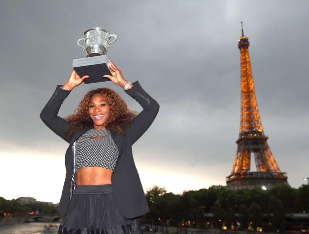 Tênis, Serena Williams (Foto: Getty Images)