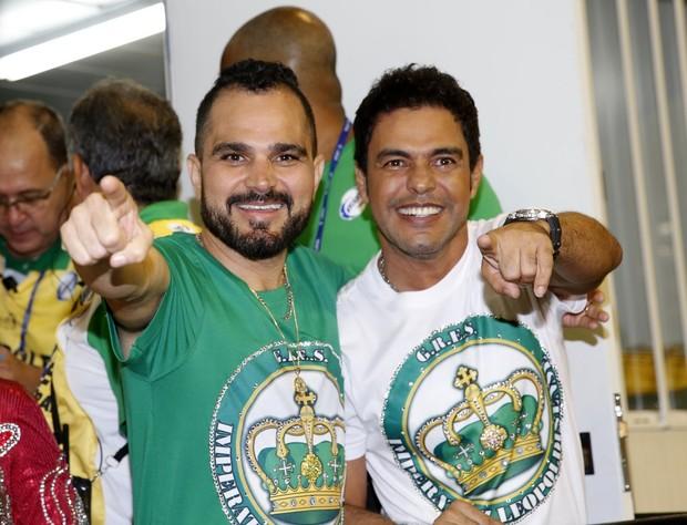Luciano e Zezé Di Camargo (Foto: Marcos Serra Lima / EGO)