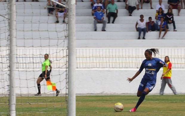 São José 4 x 1 Portuguesa futebol feminino (Foto: Antônio Basílio/ PMSJC)