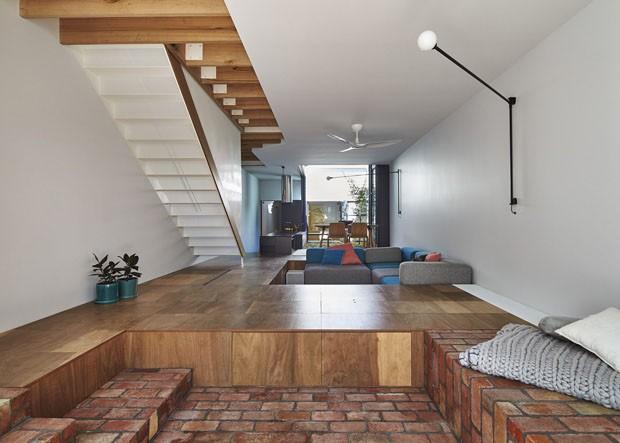 Reforma amplia espa os na casa pequena casa vogue casas - Como reformar mi casa ...