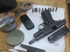 Jovem assalta avó e é preso após trocar tiros com a PM em Ji-Paraná