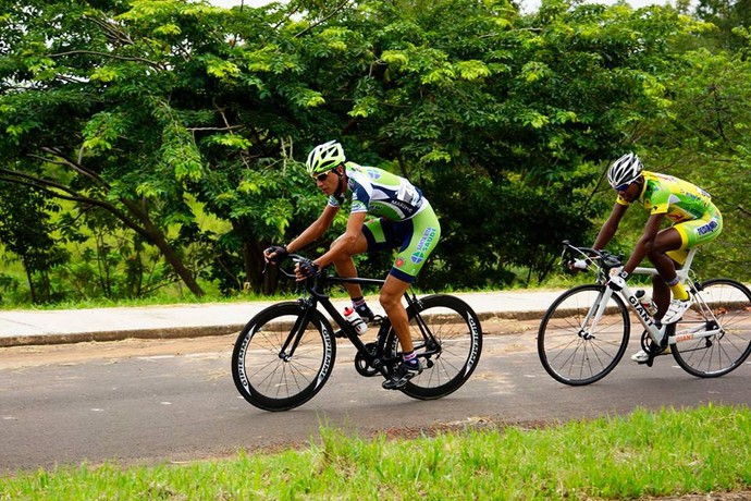Copa Regional de Ciclismo em Presidente Prudente (Foto: Sergio Sakate / Cedida)