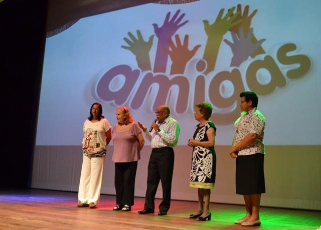 Mãos Amigas (Foto: TV Sergipe/Divulgação)