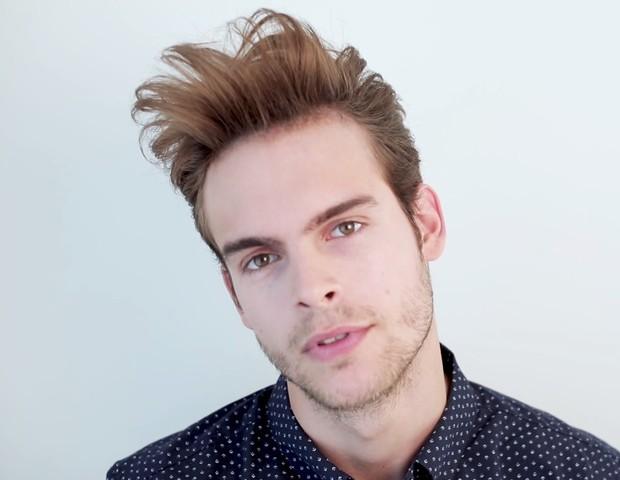 Três penteados com o mesmo corte de cabelo (Foto: reprodução)