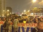 Centro de Curitiba terá esquema de segurança para manifestação