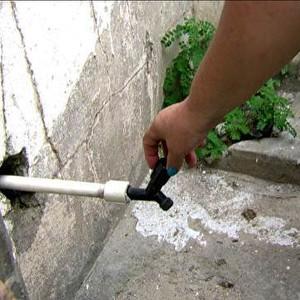 Está faltando água na sua casa? Mande um vídeo para a gente! (Reprodução)