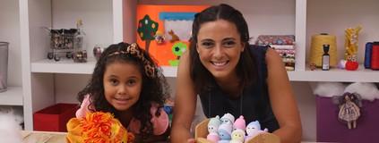 'Mães à Obra' ensina a fazer lembrancinha de maternidade