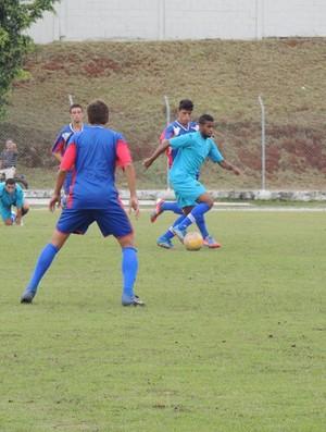 Usac x Santo André sub-20 (Foto: GloboEsporte.com)